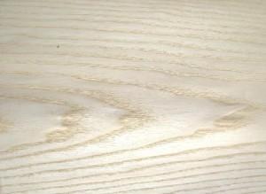white ash - with neutral grains